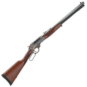 """Henry Color Case Hardened Edition Lever Action Rifle .30-30 Winchester 20"""" Octagon Barrel 5 Rounds Colored Case Hardened Steel Receiver American Walnut Stock Blued Steel Barrel"""