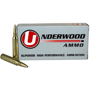 Underwood Ammo .300 Win Mag Ammunition 20 Round Box 175 Grain Controlled Chaos Lead Free Projectile 3100 fps