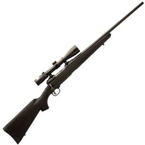 "Savage 111 Trophy Hunter XP Bolt Action Rifle .30-06 Springfield 22"" Barrel 4 Rounds Nikon 3-9x40 Scope Synthetic Stock Black Finish 19690"