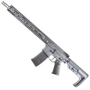 "2A Armament Balios Lite BLR-16 Gen-2 Carbon AR-15 Semi Auto Rifle 5.56 NATO 16"" Proof Research Barrel M-LOK Handguard MFT Stock Grey"