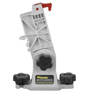 Wheeler Delta Series Tool Bench Vise Block AR-10 Polymer Grey 146200