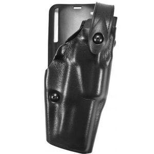 Safariland 6365 ALS Level III Retention Duty Holster Right Hand GLOCK 17 with ITI M3 Light, TLR-1, LAS-TAC 2, SureFire X200 Plain Finish Black 6365-832-61