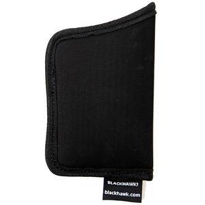 BLACKHAWK! TecGrip Pocket Holster Size 01 Small Autos Ambidextrous Nylon Black