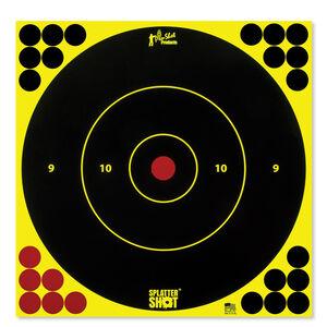 """Pro-Shot Splatter Shot 12"""" Fluorescent Bull's-eye"""
