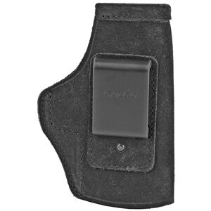 Galco Stow-N-Go IWB Holster KAHR CW40, CW45, CW9, K40, K9, P40, P45, P9, Right Hand Leather Black STO290B