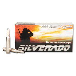 Liberty Silverado .223 Remington Ammunition 20 Rounds Copper HP 55 Grains LA-CD-223-019