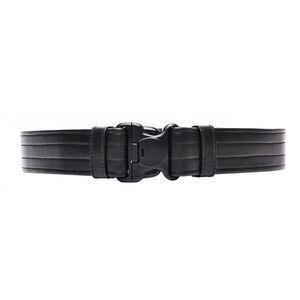 Safariland Model 94B Duty Belt Size 44-50 Hook Lining Nylon Look Black
