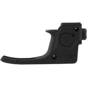 AimShot Trigger Guard Mounted Red Laser Ruger LCP-II CR1/3N Battery Nylon Reinforced Carbon Fiber Housing Matte Black Finish