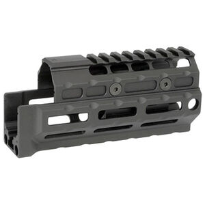 Midwest Industries AK-47/AK-74 Yugo M92 Krink Gen 2 Hand Guard Railed Top Cover M-LOK Compatible 6061 Aluminum Hard Coat Anodized Matte Black