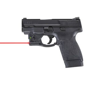 Viridian Reactor 5 Gen 2 Red laser sight for Smith & Wesson M&P .45 ACP Shield featuring ECR Includes Ambidextrous IWB Holster