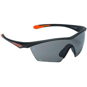 Beretta Clash Shooting Glasses Black Frame Fume Lenses