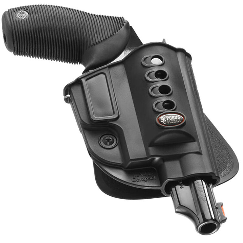 Fobus Evolution Holster Taurus Judge Steel Frame Right Hand Paddle Attachment Polymer Black