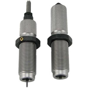 RCBS .257 Weatherby Full Length Sizer And Taper Crimp Seater Two Die Set 12601