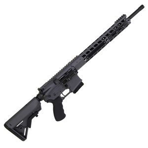 "Alexander Arms Tactical 6.5 Grendel AR-15 Rifle 16"" Barrel 10 Rounds Velocity Trigger Upgrade Sniper Grey Finish RTA65SGVE"