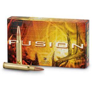 Federal Fusion .270 Win 150 Grain Bonded SPTZ 20 Rnd Box