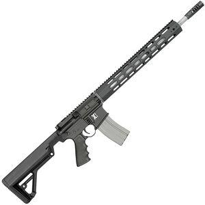 "Rock River LAR-15 X-1 5.56 NATO Semi Auto Rifle 30 Rounds 18"" Barrel Free Float Handguard Fixed Stock Black"