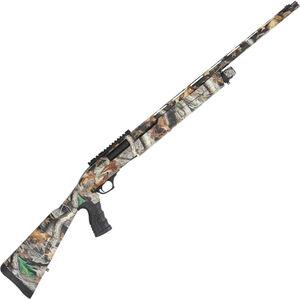 "TriStar Cobra III Field 12 Ga Pump Action Turkey Shotgun 24"" Barrel 3"" Chamber 5 Rounds Pistol Grip Stock Camo Finish"