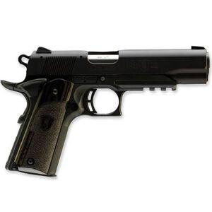 "Browning 1911-22 Compact Black Label Semi Auto Handgun .22 LR 3.625"" Barrel 10 Rounds Composite Frame Laminate Grips Black 051817490"