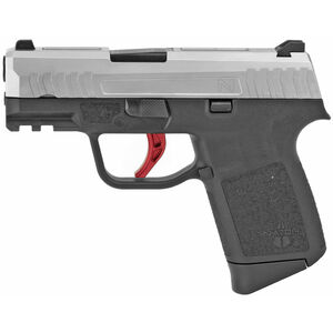 "Naroh Arms N1 Handgun 7 Rounds 3.1"" Barrel 9mm Black/Stainless"