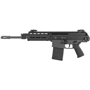 "B&T APC308 Semi Auto Pistol .308 Winchester 14.3"" Barrel 20 Rounds Full Length Optic Rail Ambidextrous Controls Backup Sights Matte Black"