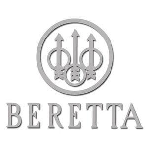 Beretta Car/Suv Window Sticker Silver DECAL96