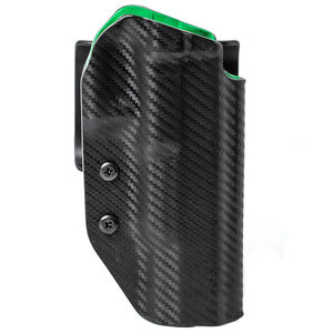 Uncle Mike's Range/Competition Belt Slide Holster fits STI Edge/DVC Limited OWB Right Hand Polymer Black