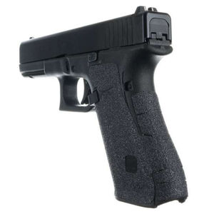 Talon Grips for GLOCK 17 Gen 5 Large Backstrap Textured Granulated Adhesive Grip Matte Black