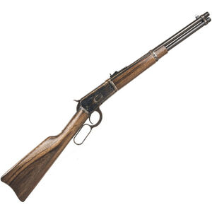 "Chiappa Model 1892 Lever Action Rifle .357 Mag 16"" Barrel 8 Rounds Case Hardened Receiver Walnut Stock Blued 920.335"