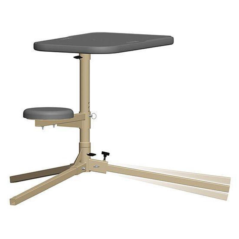 Caldwell Stable Table Deluxe Portable Shooting Bench
