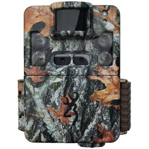 """Browning Trail Cameras Strike Force Pro XD 1.5"""" Color Viewing Screen 24MP IR LEDs 6 AA Batteries Polymer Camo Case"""