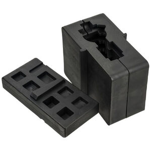 JE Machine AR-15 Vise Block Upper & Lower combo