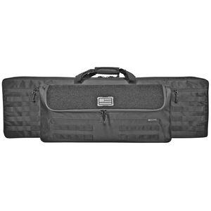"Evolution Outdoor Tactical 1680 Series 42"" Single Rifle Case 1680 Denier Polyester Black"