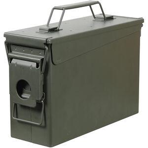 BLACKHAWK! .30 Caliber Ammo Can Metal Military Green