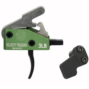 ODIN Works 3lb. Velocity Curved AR Drop In Trigger and XMR Gen. 1