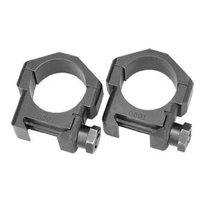 Badger Ordnance 30mm Low Scope Rings Picatinny Black