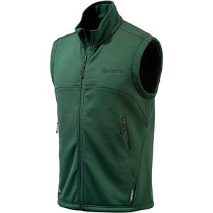 Beretta Special Purchase Men's Static Fleece Vest Large Fleece Green