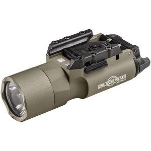 SureFire X300 Ultra Handgun Light LED 1000 Lumens 2x CR123A Batteries Ambidextrous Switch Aluminum Body Tan