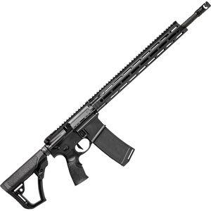 """Daniel Defense DDM4V7 Pro AR-15 Semi Auto Rifle 5.56 NATO 18"""" Barrel 30 Rounds M-LOK Collapsible Stock Black"""