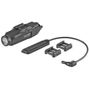 Streamlight TLR RM 2 LED Weapon Light 1000 Lumens Remote Switch Picatinny Rail 2 CR123A Batteries Remote Switch Black
