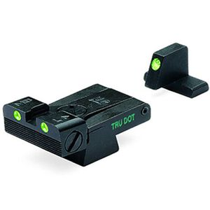 Meprolight Tru-Dot H&K USP Fullsize Green/Green Night Sight Set 21516