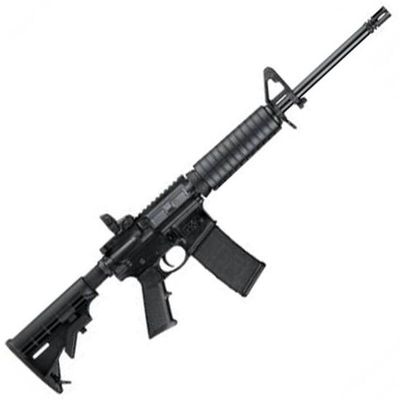 """S&W M&P15 Sport II AR-15 .223/5.56 NATO Semi Auto Rifle 16"""" Barrel 30 Rounds Black 10202"""