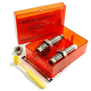 Lee Precision .25 Winchester Super Short Magnum Pacesetter Full Length Two Die Set 90413