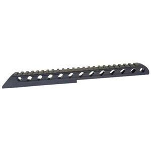 Gear Head Steyr Aug A3 Razorback Rail Cover 6061 Billet Hard Coat Anodized Matte Black