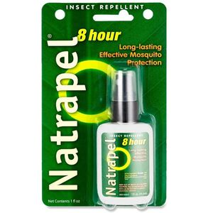 Adventure Medical Tender Natrapel Insect Repellent 8 Hour Pump Spray 1 Ounce 0006-6850