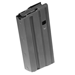 Ruger AR-556/AR-15 MSR Magazine .450 Bushmaster 5 Rounds Steel Body/Base Plate Marlube Finish