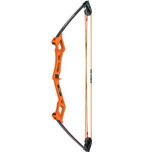 Bear Archery Apprentice Youth Compound Bow Right Hand Orange