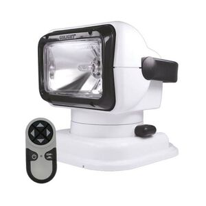 GoLight Portable Radioray With Magnetic Shoe White 7901