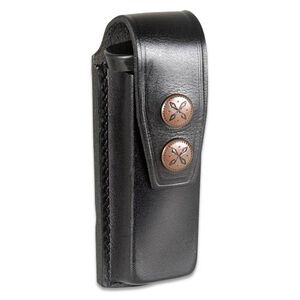 JBP Single Magazine Case Fits Double Stacked 9mm to to .40 Caliber Two Snap Positions