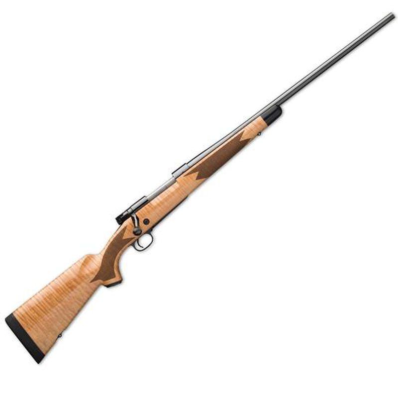 "Winchester Model 70 Super Grade Bolt Action Rifle .300 Winchester Magnum 26"" Barrel 3 Rounds Select Grade Maple Stock Blued 535218233"