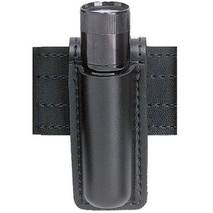 Safariland Model 306 Open Top Mini-Flashlight Holder for Streamlight Stinger, Plain